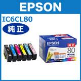 IC6CL80 �G�v�\�� �C���N�J�[�g���b�W 6�F�p�b�N