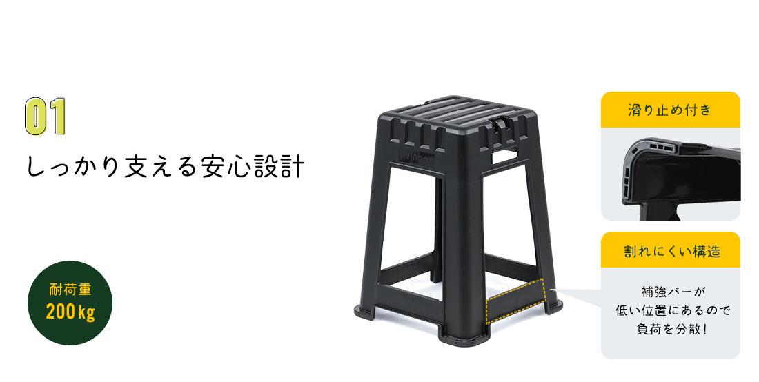 01.しっかり支える安心設計