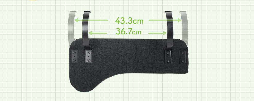 43.3cm~58.3cm