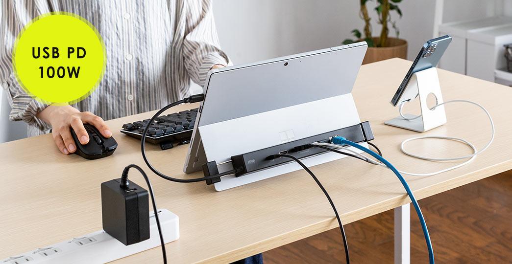 USB PD 100W