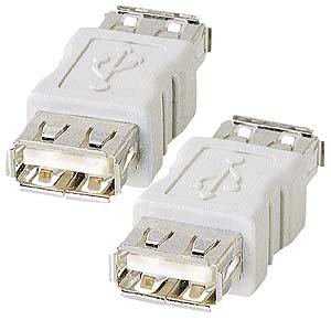 USB Aコネクタメス・USB Aコネクタメス