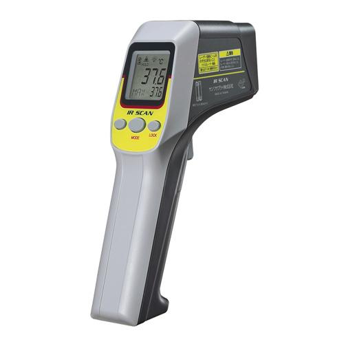 非接触放射温度計 CHE-TN430 サンワサプライ