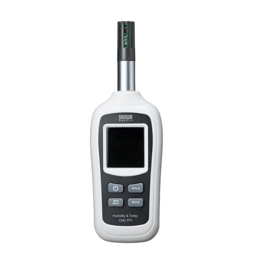 デジタル温湿度計(小型・家庭・学校・会社・温室・バックライト) CHE-TP1 サンワサプライ