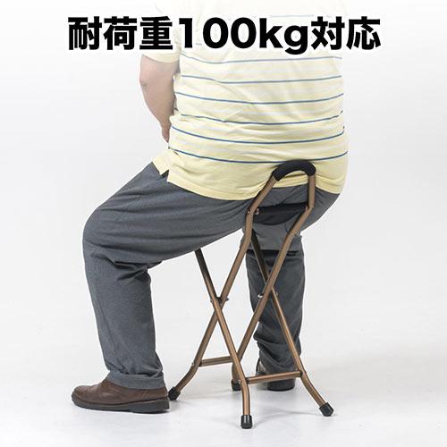 耐荷重100kg対応
