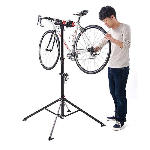 メンテナンス スタンド 自転車 自転車のメンテナンススタンドの選び方!おすすめのスタンドを紹介