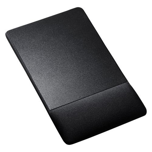 マウスパッド(リストレスト付き・ブラック) MPD-GELNNBK サンワサプライ