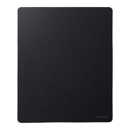 マウスパッド(Mサイズ/W150×D180mm・ずれにくい・ブラック) MPD-NS6BK-M サンワサプライ