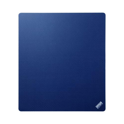 マウスパッド(薄型・厚さ0.5mm・Sサイズ・W150×H170・ブルー) MPD-RS1S-BL サンワサプライ