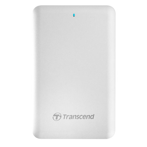 Transcend 256GB StoreJet500 for Mac Thunderbolt対応 ポータブルSSD TS256GSJM500(USB3.0対応)