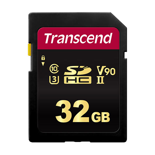 Transcend SDHCカード 32GB Class10 UHS-II V90 TS32GSDC700S